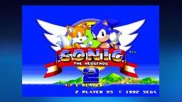 Sonic The Hedgehog 2 (X360)  © Sega 2007   1/3