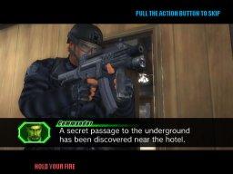 Ghost Squad (WII)  © Sega 2007   4/4