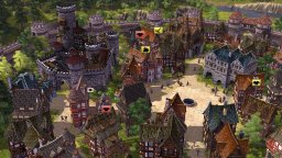 The Settlers: Rise Of An Empire (PC)   © Ubisoft 2007    3/3