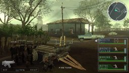 SOCOM: U.S. Navy SEALs: Tactical Strike (PSP)  © Sony 2007   1/3