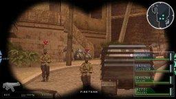 SOCOM: U.S. Navy SEALs: Tactical Strike (PSP)  © Sony 2007   3/3