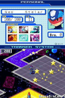Mega Man Star Force: Dragon (NDS)   © Capcom 2006    1/3
