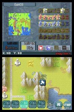 Advance Wars: Dark Conflict (NDS)  © Nintendo 2008   1/5