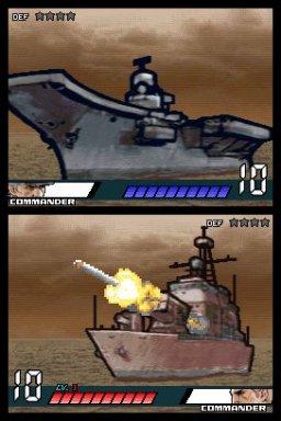 Advance Wars: Dark Conflict (NDS)  © Nintendo 2008   2/5