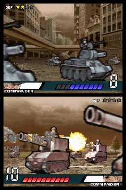 Advance Wars: Dark Conflict (NDS)  © Nintendo 2008   3/5
