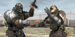 Army Of Two (PS3)  © EA 2008   1/3