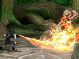 Naruto: Clash Of Ninja: Revolution (WII)   © Tomy 2007    3/3