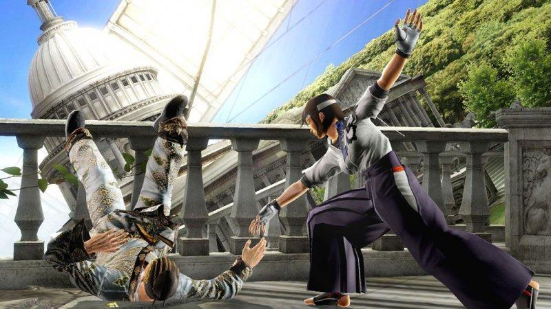 Tekken 6 (PS3)  © Namco 2009   5/8