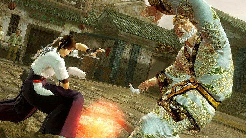 Tekken 6 (PS3)  © Namco 2009   6/8