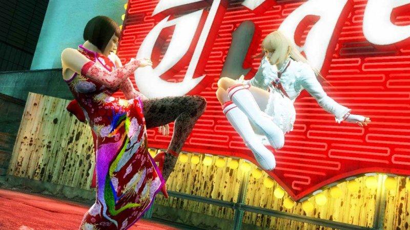 Tekken 6 (PS3)  © Namco 2009   7/8