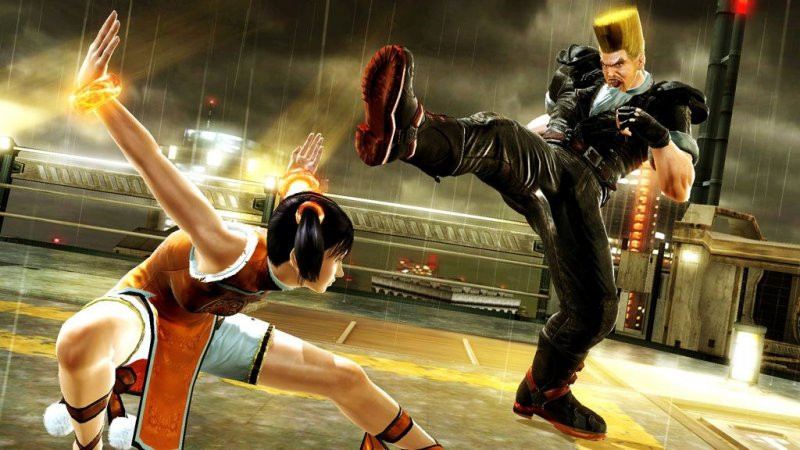 Tekken 6 (PS3)  © Namco 2009   8/8