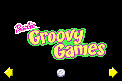 Barbie: Secret Agent / Groovy Games (GBA)  © VU Games 2005   1/3