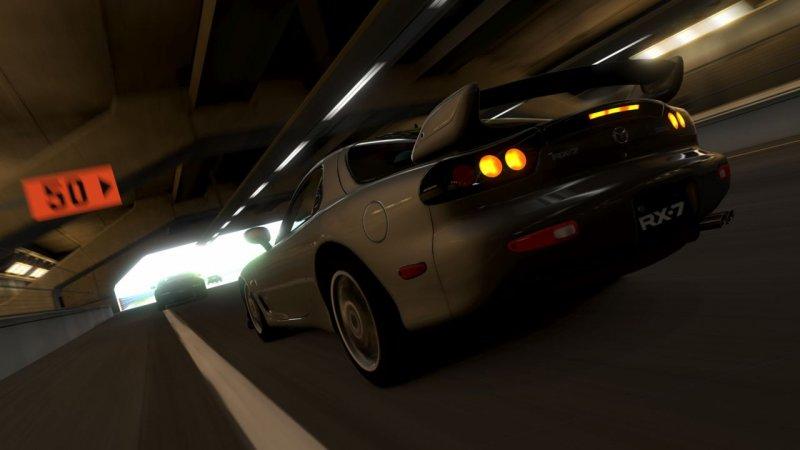 Gran Turismo 5: Prologue (PS3)  © Sony 2007   4/6