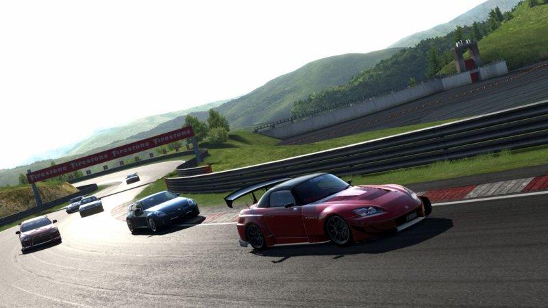 Gran Turismo 5: Prologue (PS3)  © Sony 2007   5/6