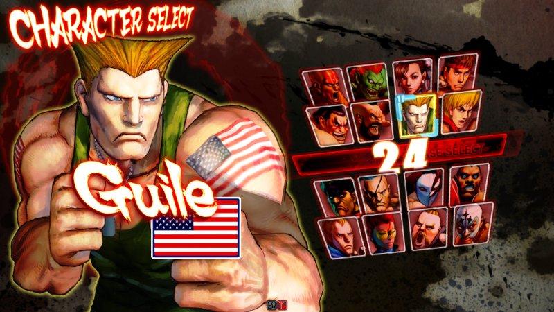 Street Fighter IV (ARC)  © Capcom 2008   4/4