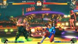Street Fighter IV (ARC)  © Capcom 2008   3/4