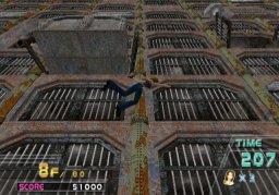 Crazy Climber Wii (WII)  © Nihon System 2007   1/3