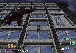 Crazy Climber Wii (WII)  © Nihon System 2007   3/3