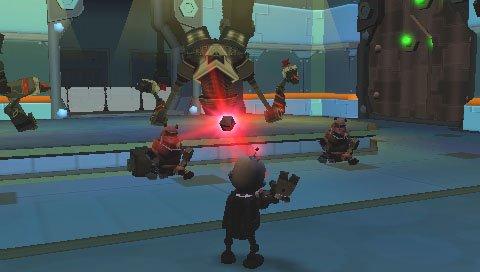 Secret Agent Clank (PSP)  © Sony 2008   5/6