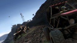 MotorStorm: Pacific Rift (PS3)  © Sony 2008   3/4