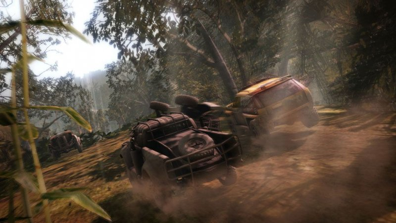 MotorStorm: Pacific Rift (PS3)  © Sony 2008   4/4