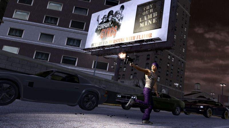 Saints Row 2 (PS3)  © THQ 2008   4/4