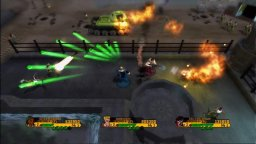 Wolf Of The Battlefield: Commando 3 (X360)  © Capcom 2008   1/3