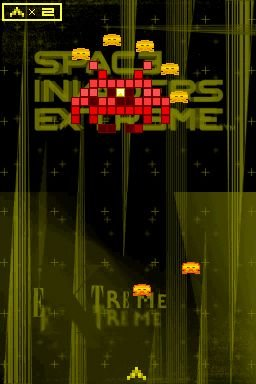 Space Invaders Extreme (NDS)   © Taito 2008    2/7
