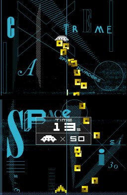 Space Invaders Extreme (NDS)   © Taito 2008    7/7