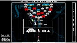 Space Invaders Extreme (PSP)  © Taito 2008   1/9