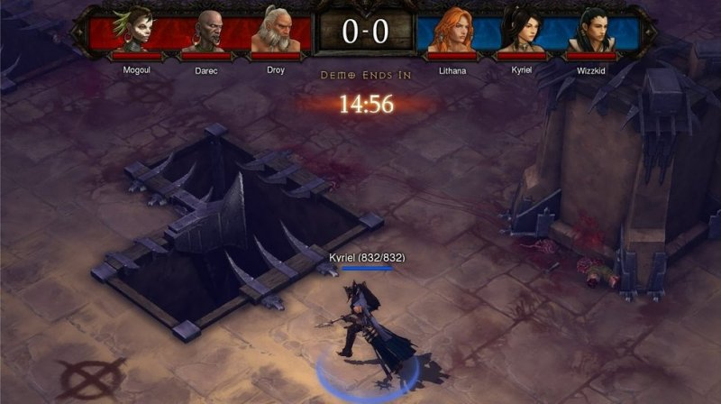 Diablo III (PC)  © Activision Blizzard 2012   5/11