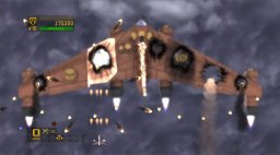 1942: Joint Strike (X360)  © Capcom 2008   1/3
