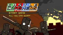 Castle Crashers (X360)   © Behemoth, The 2008    1/3