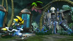 Ratchet & Clank: Quest For Booty [Download] (PS3)  © Sony 2008   1/3