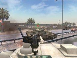 Desert Gunner (ARC)  © Global VR 2006   1/3