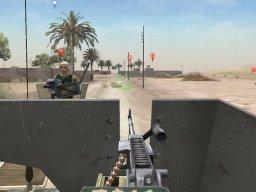 Desert Gunner (ARC)  © Global VR 2006   2/3
