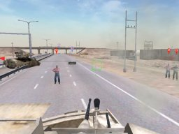 Desert Gunner (ARC)  © Global VR 2006   3/3