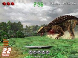 Primeval Hunt (ARC)  © Sega 2008   1/3