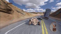 Baja: Edge Of Control (X360)  © THQ 2008   1/7