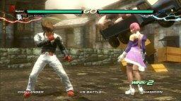 Tekken 6 (X360)  © Namco 2009   2/3