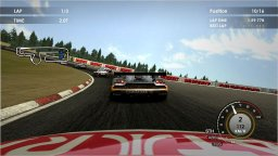 Race Pro (X360)  © Atari 2009   2/6