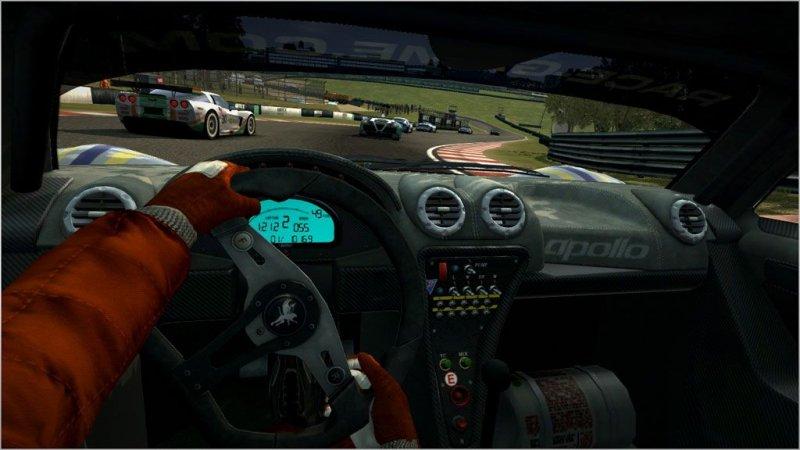 Race Pro (X360)  © Atari 2009   6/6