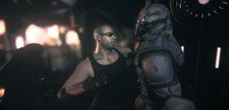 The Chronicles Of Riddick: Assault On Dark Athena (X360)  © Atari 2009   1/3