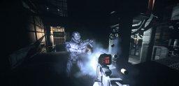 The Chronicles Of Riddick: Assault On Dark Athena (X360)  © Atari 2009   3/3