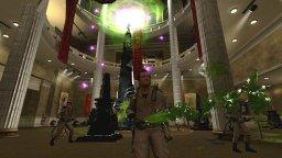 Ghostbusters: The Video Game (X360)  © Atari 2009   2/6