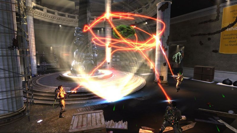Ghostbusters: The Video Game (X360)  © Atari 2009   4/6