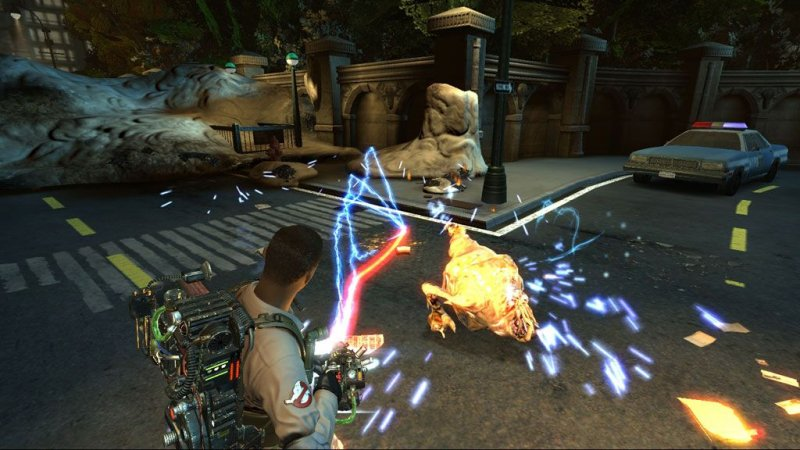 Ghostbusters: The Video Game (X360)  © Atari 2009   5/6