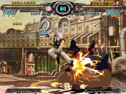 Guilty Gear XX: Accent Core (PS2)  © Aksys Games 2007   3/9