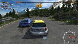 Sega Rally 3 (ARC)  © Sega 2008   1/3