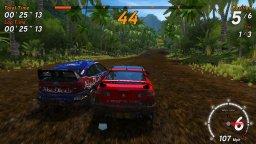 Sega Rally 3 (ARC)  © Sega 2008   2/3